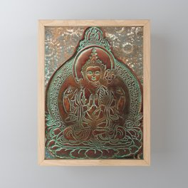 Enlightened Framed Mini Art Print