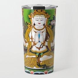 Avalokitesvara Travel Mug