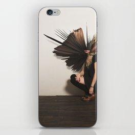 Where is my mind?  iPhone Skin
