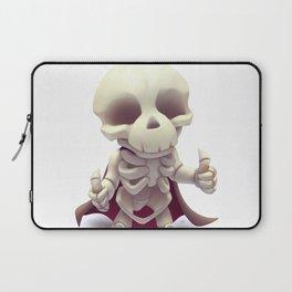 The happy skeleton Laptop Sleeve