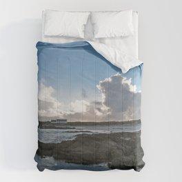 Connemara Coast #1 Comforters