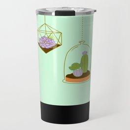 Cactus Terrarium Travel Mug