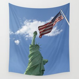Liberty & Justice Wall Tapestry