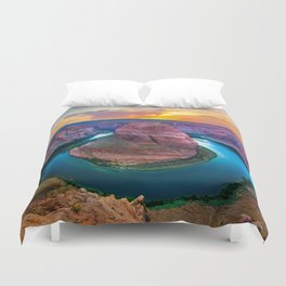 River's Bend Duvet Cover