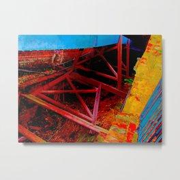 tredegar ironworks Metal Print