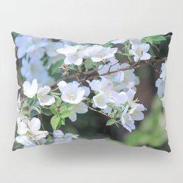 Hawthorn Wildflowers Pillow Sham