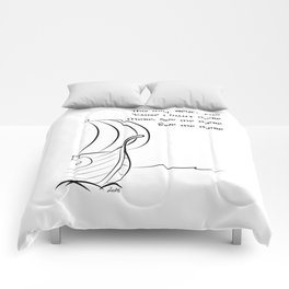 This will never end, Vikings Comforters