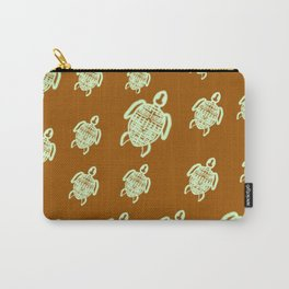 Bright Turtles Carry-All Pouch