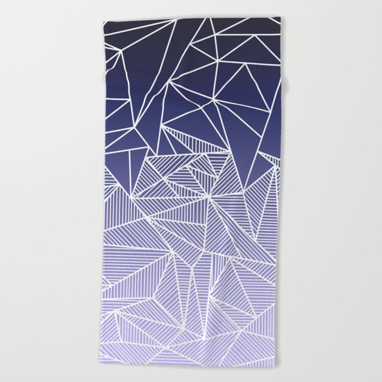 Bayo Rays Beach Towel