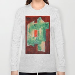 Tape Squared Long Sleeve T-shirt
