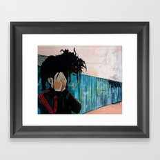 Monstermagnet Framed Art Print
