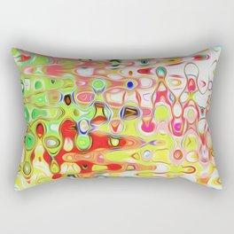Bubblle gum Rectangular Pillow
