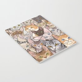 A lot of Cats Notebook