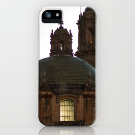 Dome color iPhone Case