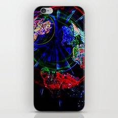 Abstract perfektion - Liberty iPhone & iPod Skin