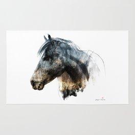 Horse (Into the wild) Rug