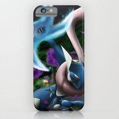 Frog ninja! Water Shuriken! Slim Case iPhone 6s