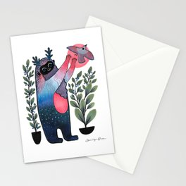 If You Love Something Stationery Cards