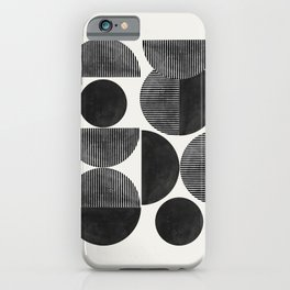 Retro Graphic iPhone Case