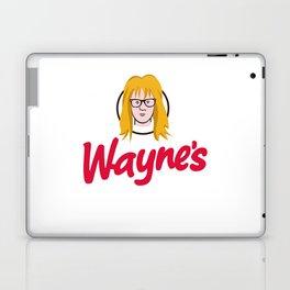 WAYNE'S SINGLE #2 Laptop & iPad Skin