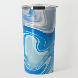 Where Sea Meets Sky Travel Mug
