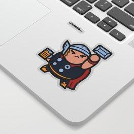 Thor's Drink Sticker