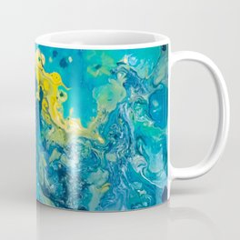 Waves from Space Coffee Mug