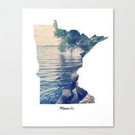 Minnesota Canvas Print