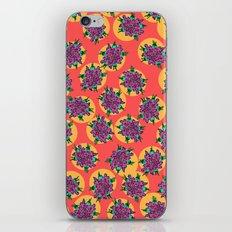 GermFlower Wallpaper (Fever) iPhone & iPod Skin