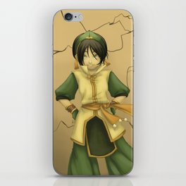 Best Earthbender iPhone Skin