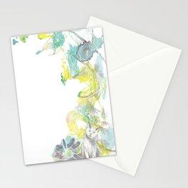 Cat Illustration by McKenna Sendall Stationery Cards