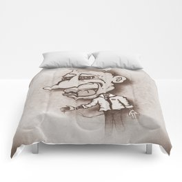 Old Tyme Tattooer Comforters