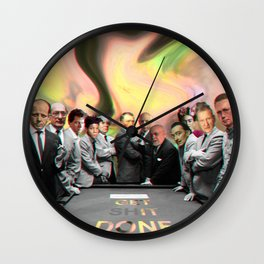 VAN GOGH AND THE 20th CENTURY MASTERS Wall Clock