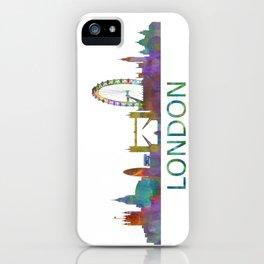 London UK Skyline HQ iPhone Case