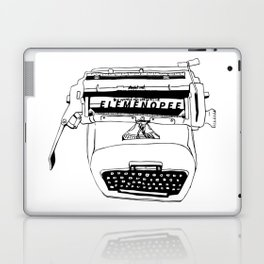 lmnop Laptop & iPad Skin