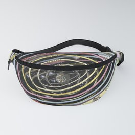 The time of the seasons and the constellations Fanny Pack