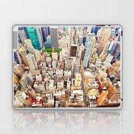 New York Buildings Laptop & iPad Skin