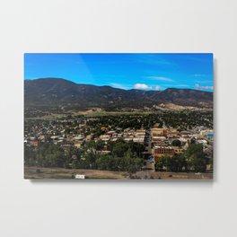 Salida Colorado Landscape  Metal Print