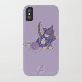 Cateye of the Catvengers iPhone Case