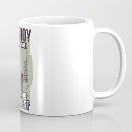 Pro Rainforest Anti Capitalism Coffee Mug