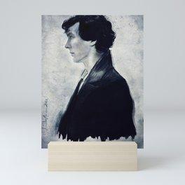 Sherlock Mini Art Print
