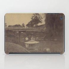 Japanese Bridge iPad Case
