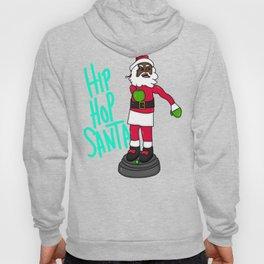 Hip Hop Santa Hoody