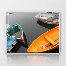Rockport Rowboats 2 Laptop & iPad Skin