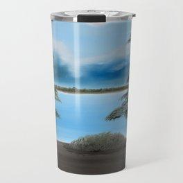 Moonlight on the Trace Travel Mug