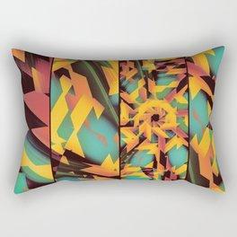 Delayed Impact Rectangular Pillow