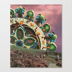 Fiesta Sky Canvas Print