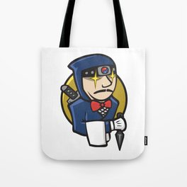 Ninja Jenkins Tote Bag