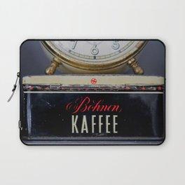 Coffee o'clock Laptop Sleeve