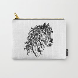Friesian Carry-All Pouch